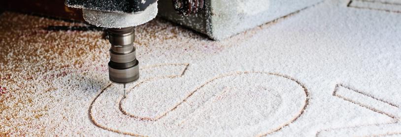 חיתוך עץ בסי אן סי