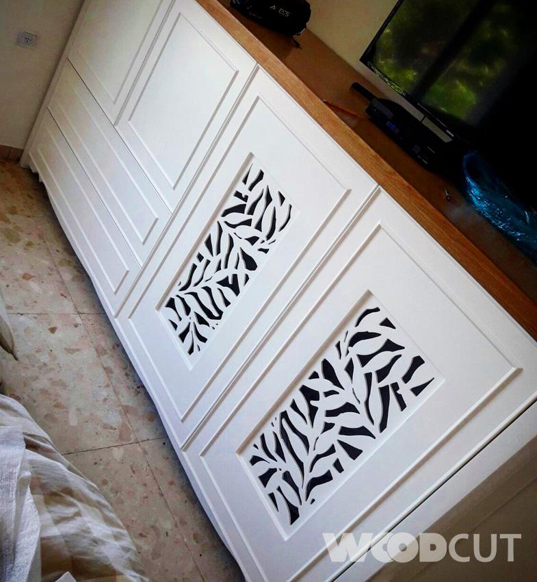 דלתות מעוצבות למטבח